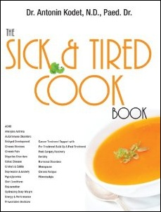 Sick & Tired Cook Book